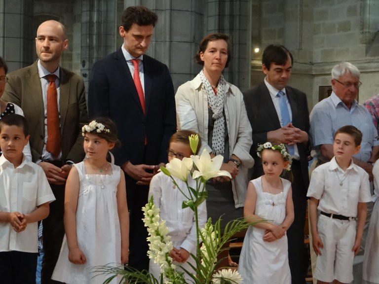 1ère communion 7/06/2015 - 2