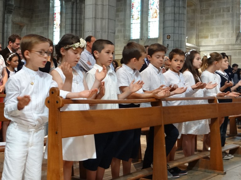 1ère communion 7/06/2015 - 3