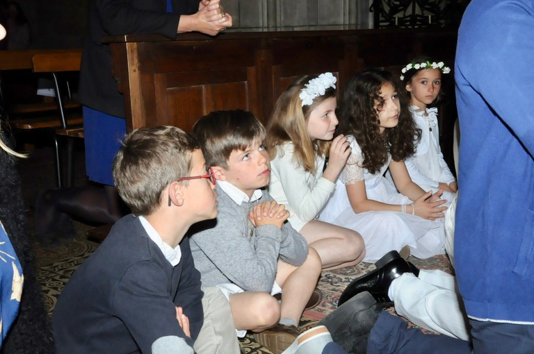 1ères communion 2019-05