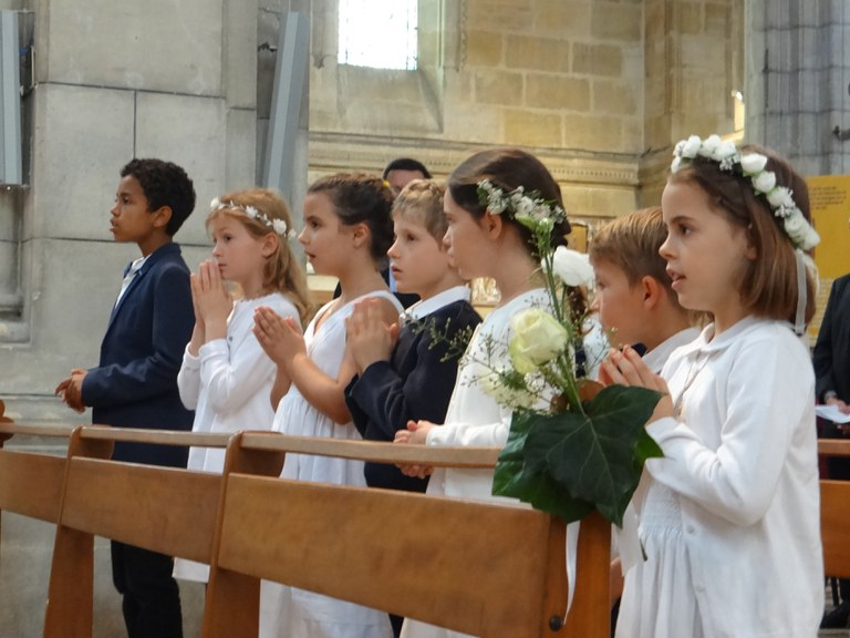 1ère communion 29/05/16 - 1