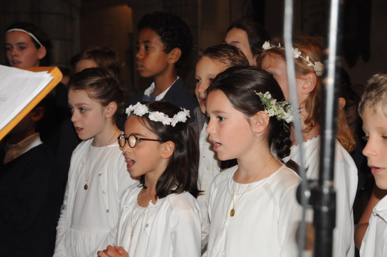 1ère communion 29/05/16 - 3