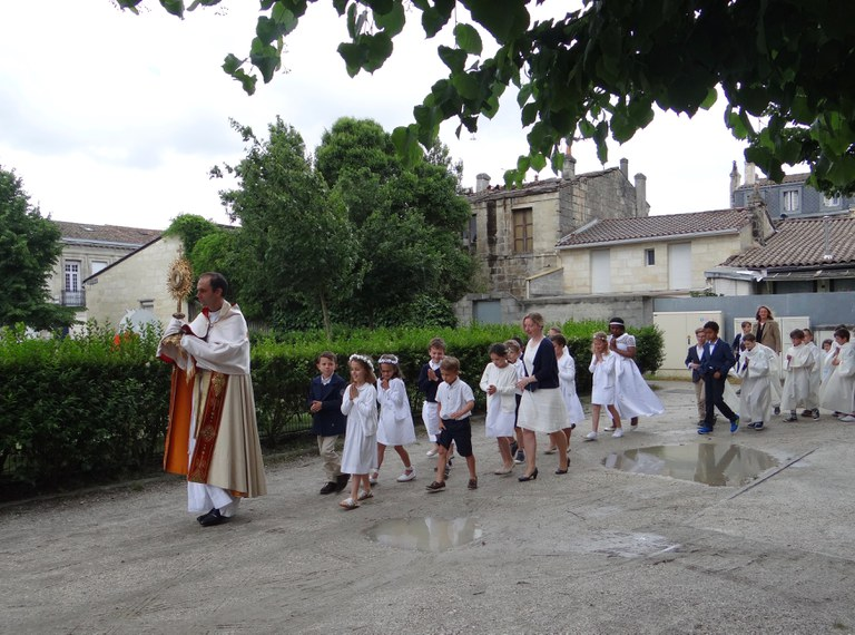 1ère communion 29/05/16 - 6